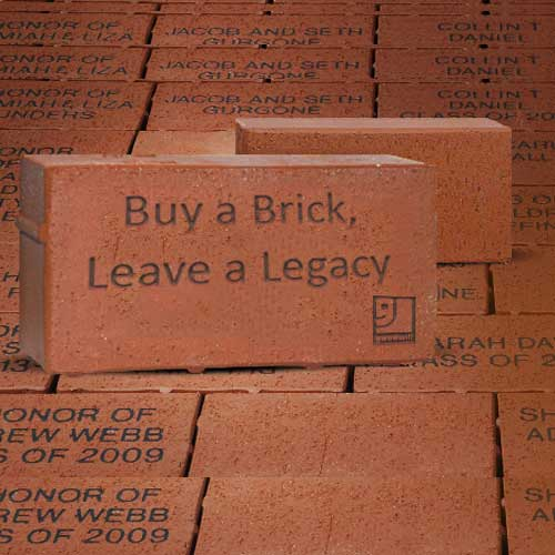 JSPCA Buy A Brick Leave A Legacy